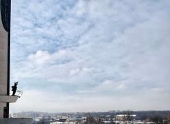 Pemandangan dari bukit Kerahiman